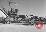 Image of Lend-Lease war materiel at ports in the United States Europe, 1943, second 17 stock footage video 65675051755
