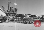Image of Lend-Lease war materiel at ports in the United States Europe, 1943, second 18 stock footage video 65675051755