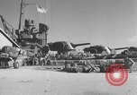 Image of Lend-Lease war materiel at ports in the United States Europe, 1943, second 20 stock footage video 65675051755