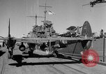 Image of Lend-Lease war materiel at ports in the United States Europe, 1943, second 25 stock footage video 65675051755