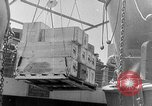 Image of Lend-Lease war materiel at ports in the United States Europe, 1943, second 30 stock footage video 65675051755
