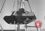 Image of Lend-Lease war materiel at ports in the United States Europe, 1943, second 32 stock footage video 65675051755
