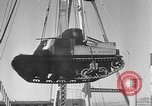 Image of Lend-Lease war materiel at ports in the United States Europe, 1943, second 33 stock footage video 65675051755
