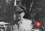 Image of General MacArthur Papua New Guinea, 1942, second 26 stock footage video 65675051761