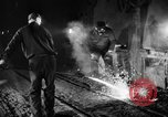 Image of steel workers and steel mill Youngstown Ohio USA, 1944, second 6 stock footage video 65675051762
