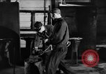 Image of steel workers and steel mill Youngstown Ohio USA, 1944, second 33 stock footage video 65675051762