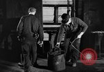 Image of steel workers and steel mill Youngstown Ohio USA, 1944, second 35 stock footage video 65675051762