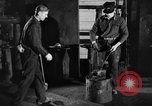 Image of steel workers and steel mill Youngstown Ohio USA, 1944, second 37 stock footage video 65675051762