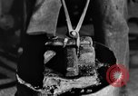 Image of steel workers and steel mill Youngstown Ohio USA, 1944, second 40 stock footage video 65675051762