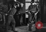Image of steel workers and steel mill Youngstown Ohio USA, 1944, second 41 stock footage video 65675051762