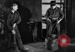 Image of steel workers and steel mill Youngstown Ohio USA, 1944, second 42 stock footage video 65675051762