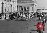 Image of Franklin D Roosevelt's funeral procession Washington DC USA, 1945, second 9 stock footage video 65675051764