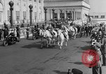 Image of Franklin D Roosevelt's funeral procession Washington DC USA, 1945, second 11 stock footage video 65675051764