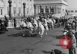 Image of Franklin D Roosevelt's funeral procession Washington DC USA, 1945, second 12 stock footage video 65675051764