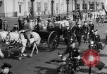 Image of Franklin D Roosevelt's funeral procession Washington DC USA, 1945, second 19 stock footage video 65675051764
