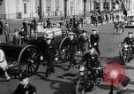 Image of Franklin D Roosevelt's funeral procession Washington DC USA, 1945, second 21 stock footage video 65675051764