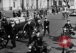 Image of Franklin D Roosevelt's funeral procession Washington DC USA, 1945, second 22 stock footage video 65675051764