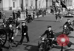Image of Franklin D Roosevelt's funeral procession Washington DC USA, 1945, second 24 stock footage video 65675051764
