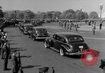 Image of Franklin D Roosevelt's funeral procession Washington DC USA, 1945, second 27 stock footage video 65675051764