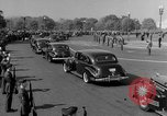 Image of Franklin D Roosevelt's funeral procession Washington DC USA, 1945, second 28 stock footage video 65675051764