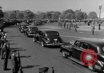 Image of Franklin D Roosevelt's funeral procession Washington DC USA, 1945, second 30 stock footage video 65675051764