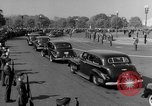 Image of Franklin D Roosevelt's funeral procession Washington DC USA, 1945, second 32 stock footage video 65675051764
