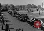Image of Franklin D Roosevelt's funeral procession Washington DC USA, 1945, second 35 stock footage video 65675051764