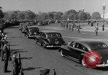 Image of Franklin D Roosevelt's funeral procession Washington DC USA, 1945, second 36 stock footage video 65675051764