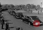 Image of Franklin D Roosevelt's funeral procession Washington DC USA, 1945, second 37 stock footage video 65675051764