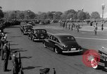 Image of Franklin D Roosevelt's funeral procession Washington DC USA, 1945, second 39 stock footage video 65675051764