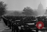 Image of Franklin D Roosevelt's funeral procession Washington DC USA, 1945, second 41 stock footage video 65675051764