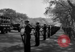 Image of Franklin D Roosevelt's funeral procession Washington DC USA, 1945, second 45 stock footage video 65675051764