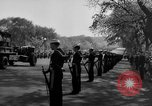 Image of Franklin D Roosevelt's funeral procession Washington DC USA, 1945, second 47 stock footage video 65675051764