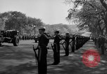 Image of Franklin D Roosevelt's funeral procession Washington DC USA, 1945, second 50 stock footage video 65675051764