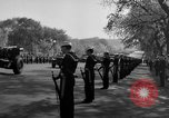 Image of Franklin D Roosevelt's funeral procession Washington DC USA, 1945, second 51 stock footage video 65675051764