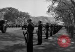 Image of Franklin D Roosevelt's funeral procession Washington DC USA, 1945, second 52 stock footage video 65675051764