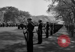 Image of Franklin D Roosevelt's funeral procession Washington DC USA, 1945, second 54 stock footage video 65675051764