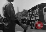 Image of Franklin D Roosevelt's funeral procession Washington DC USA, 1945, second 56 stock footage video 65675051764