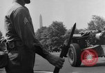 Image of Franklin D Roosevelt's funeral procession Washington DC USA, 1945, second 61 stock footage video 65675051764