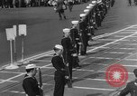 Image of Franklin D Roosevelt's funeral procession Washington DC USA, 1945, second 7 stock footage video 65675051765