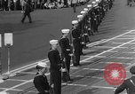 Image of Franklin D Roosevelt's funeral procession Washington DC USA, 1945, second 9 stock footage video 65675051765