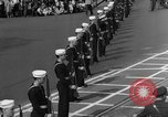 Image of Franklin D Roosevelt's funeral procession Washington DC USA, 1945, second 13 stock footage video 65675051765