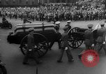 Image of Franklin D Roosevelt's funeral procession Washington DC USA, 1945, second 14 stock footage video 65675051765