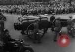 Image of Franklin D Roosevelt's funeral procession Washington DC USA, 1945, second 15 stock footage video 65675051765