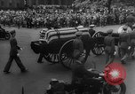 Image of Franklin D Roosevelt's funeral procession Washington DC USA, 1945, second 16 stock footage video 65675051765