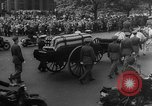 Image of Franklin D Roosevelt's funeral procession Washington DC USA, 1945, second 17 stock footage video 65675051765