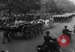 Image of Franklin D Roosevelt's funeral procession Washington DC USA, 1945, second 20 stock footage video 65675051765