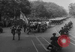 Image of Franklin D Roosevelt's funeral procession Washington DC USA, 1945, second 27 stock footage video 65675051765