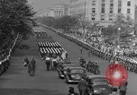 Image of Franklin D Roosevelt's funeral procession Washington DC USA, 1945, second 34 stock footage video 65675051765