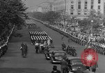 Image of Franklin D Roosevelt's funeral procession Washington DC USA, 1945, second 35 stock footage video 65675051765